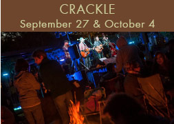 CRACKLE bonfires